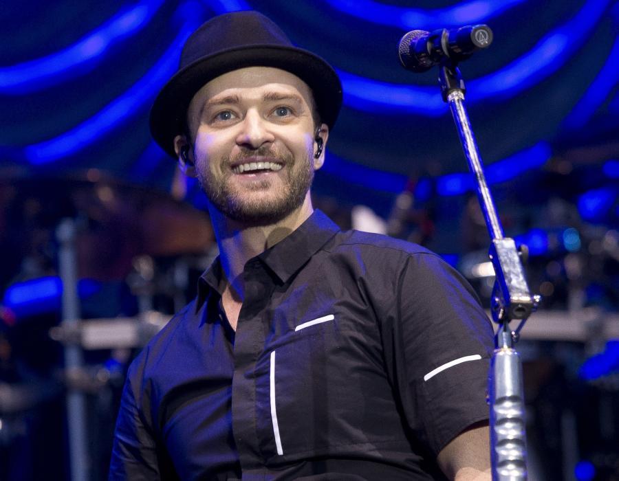 Justin Timberlake cały na iTunes