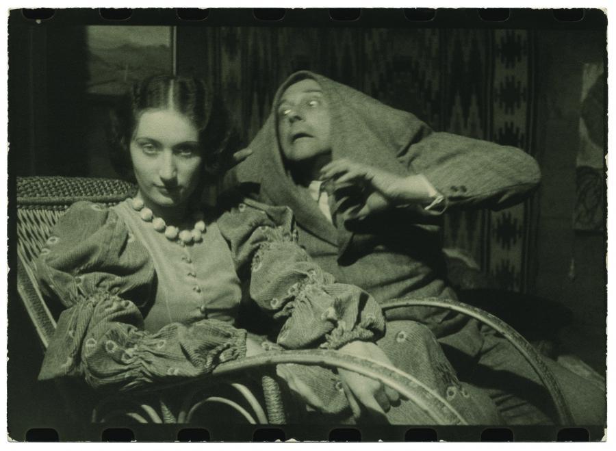 W.J.Grabski, Potwór z Dusseldorfu, Witkacy z Turowską