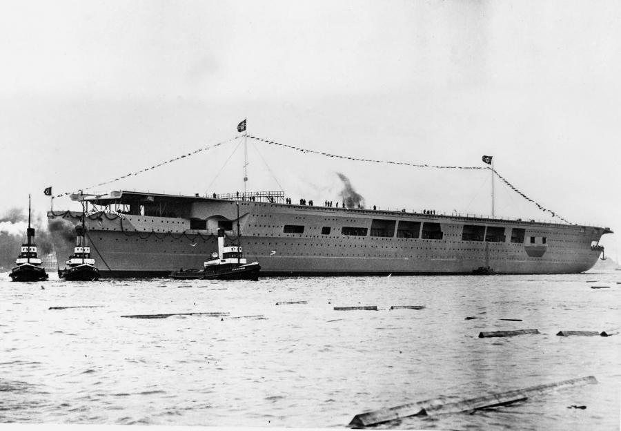 Lotniskowiec Graf Zeppelin