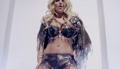 """Britney Spears w klipie do """"Work Bitch"""""""