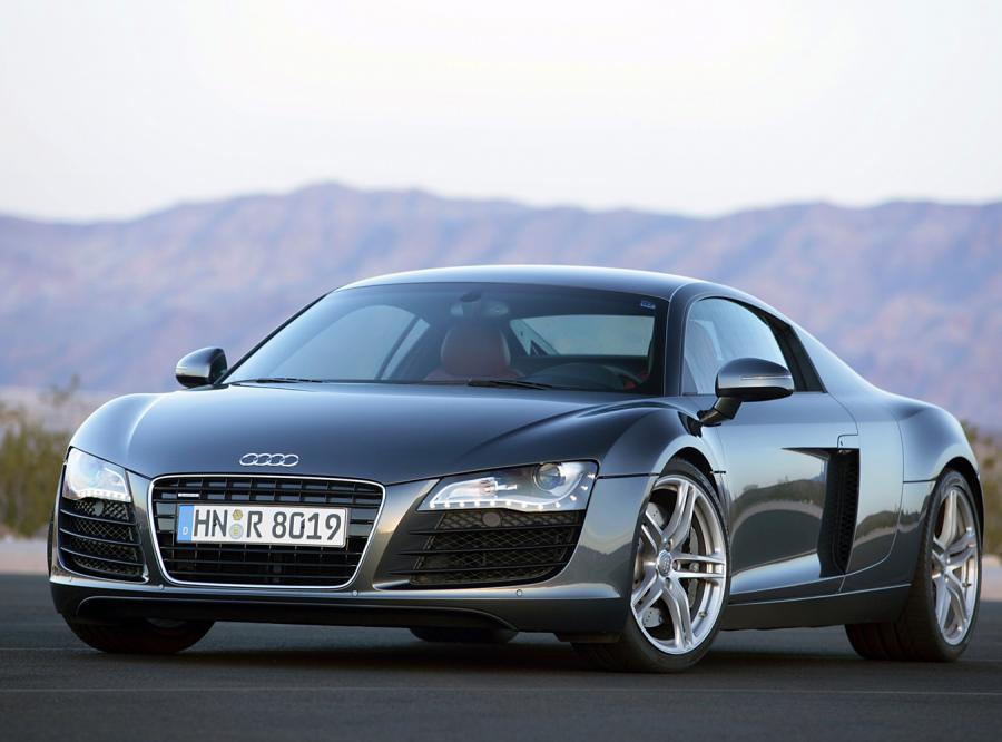 Audi R8 to najseksowniejszy samochód według \