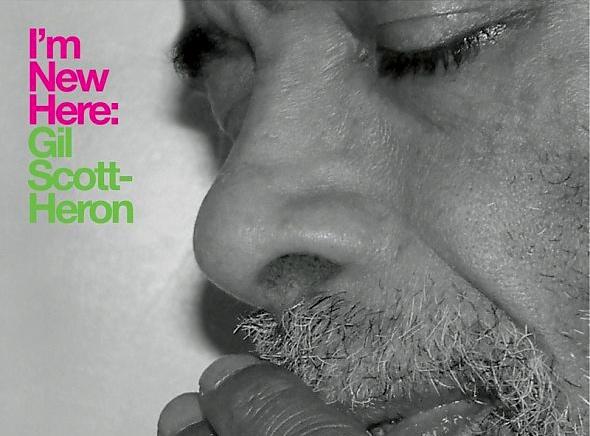 Czarnoskóry bard Gil Scott-Heron wrócił między żywych z płytą \