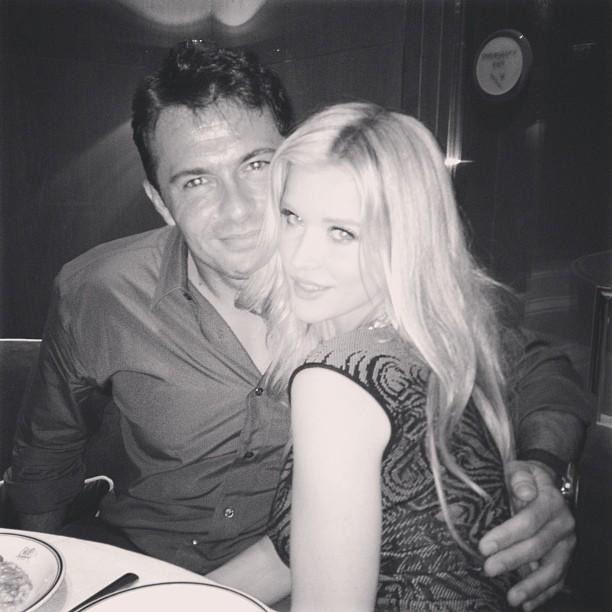 Romain Zago i Joanna Krupa