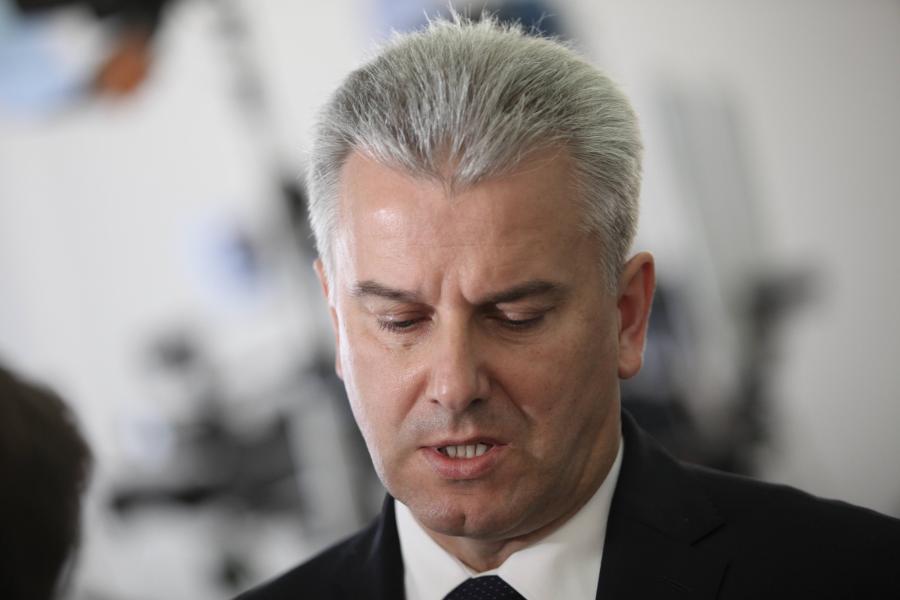 Wicemarszałek Sejmu Cezary Grabarczyk