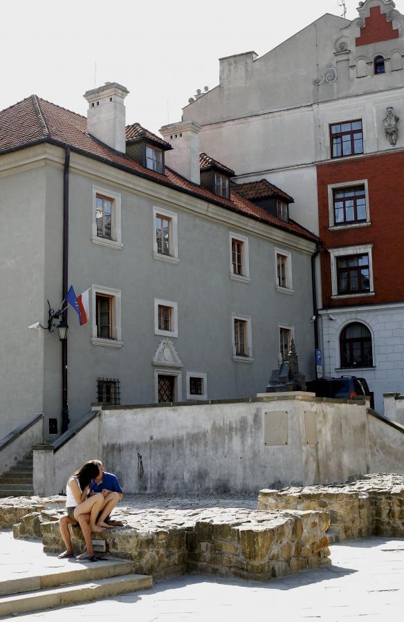 Dom Janusza Palikota