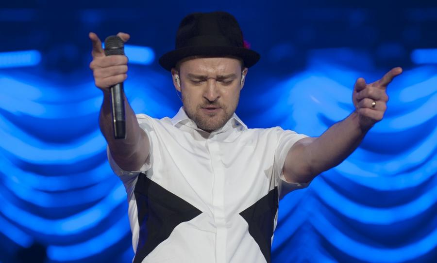 Justin Timberlake wystąpi w Gdańsku
