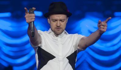 Justin Timberlake najlepszy w USA, ale Amerykanie kupują coraz mniej płyt