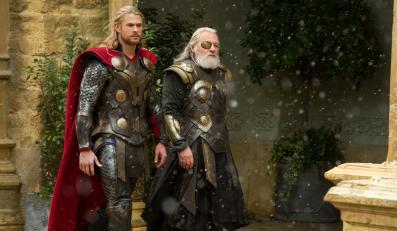 """""""Thor: Mroczny świat"""" –nowa wieża ze starych cegieł"""