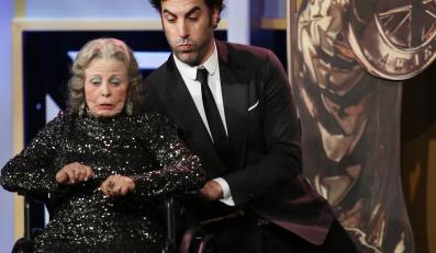 Sacha Baron Cohen znów okrutnie sobie zażartował