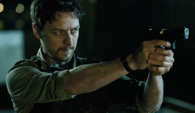 """James McAvoy w filmie """"Czas zapłaty"""""""