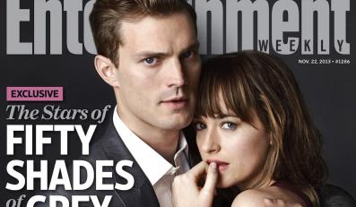 """Pierwsze zdjęcie promujące """"Pięćdziesiąt twarzy Greya"""""""