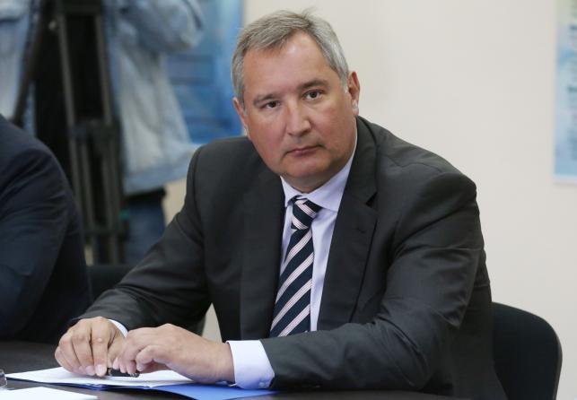 Wicepremier Dmitrij Rogozin