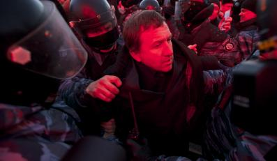 Demonstracje w Kijowie. Milicja kontra zbuntowani Ukraińcy