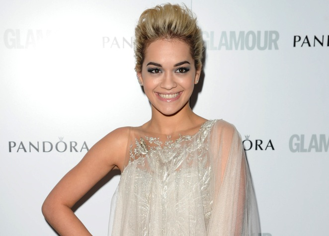 Rita Ora zagra w \