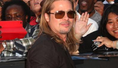 Brad Pitt zagra Davida Beckhama?