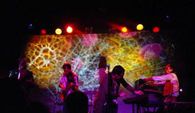 The Legendary Pink Dots na Seven Festival