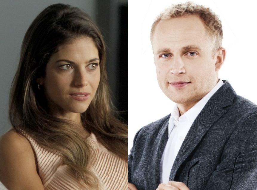 Weronika Rosati i Piotr Adamczyk