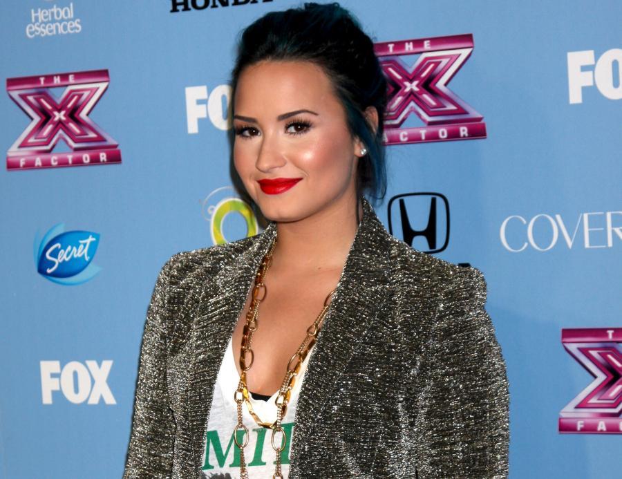 Fani przerażają Demi Lovato