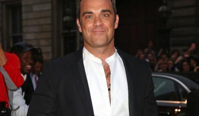 Robbie Williams uzależniony od dziecka