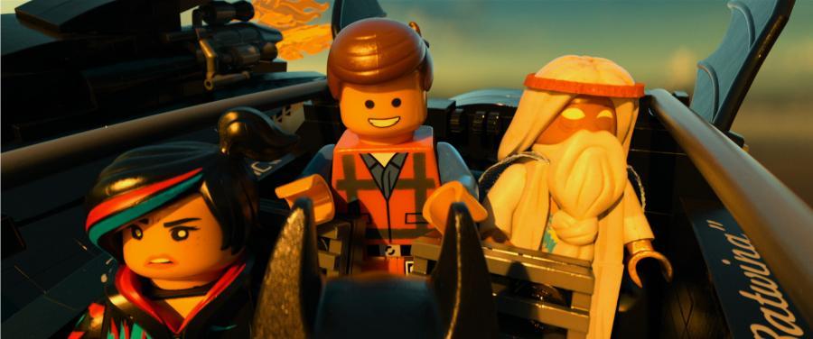 Amerykanie znów bawią się LEGO