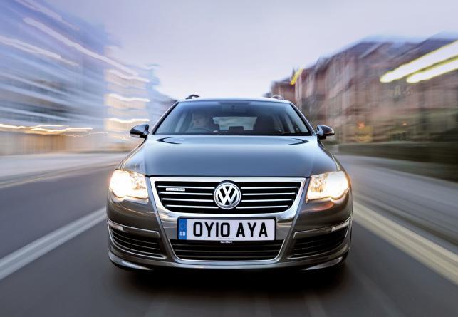 Volkswagen passat - zdjęcie ilustarcyjne
