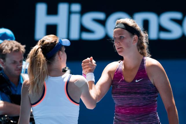Zobacz jak Radwańska pokonała Azarenkę w ćwierćfinale Australian Open