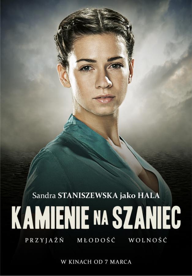 Sandra Staniszewska jako Hala