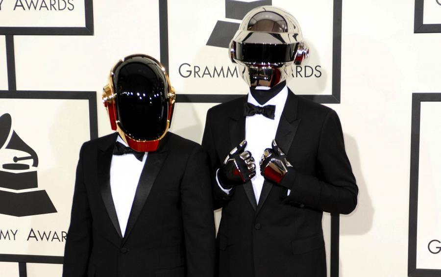 Daft Punk – zdobywcy Grammy 2014