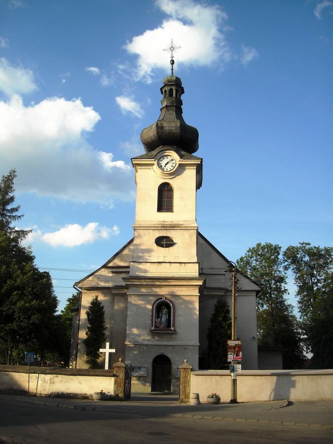 Kościół w Czarnym Dunajcu