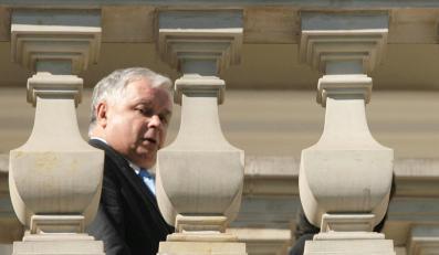 Lech Kaczyński ostrzega: Rosja groźna, jak hitlerowskie Niemcy