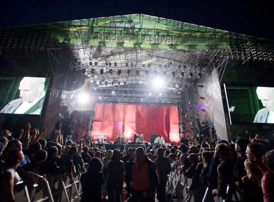 Rockowa gorączka sobotniej nocy w Gdyni