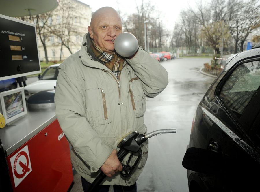 Kup alkomat na stacji benzynowej i sprawdź swoją trzeźwość