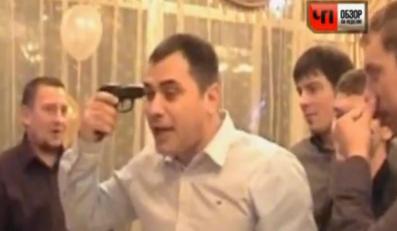 Tragiczny finał zabawy w rosyjską ruletkę