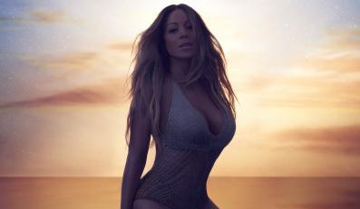 Mariah Carey pokazuje swe wdzięki