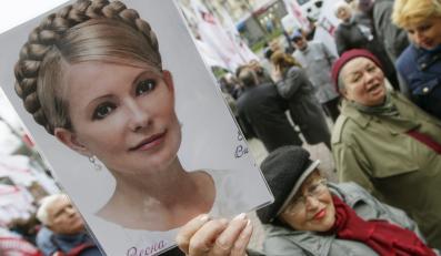 Julia Tymoszenko wyszła z więzienia