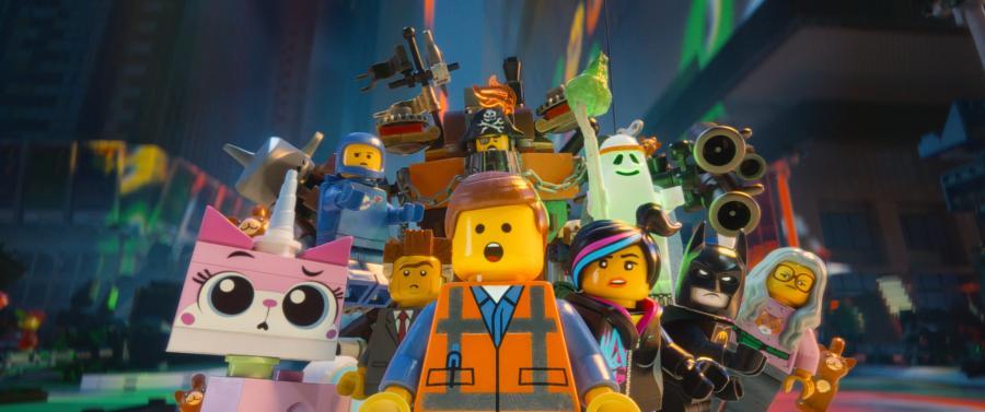 Amerykanie wciąż bawią się LEGO