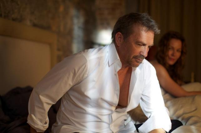 """Kevin Costner w filmie """"72 godziny"""""""
