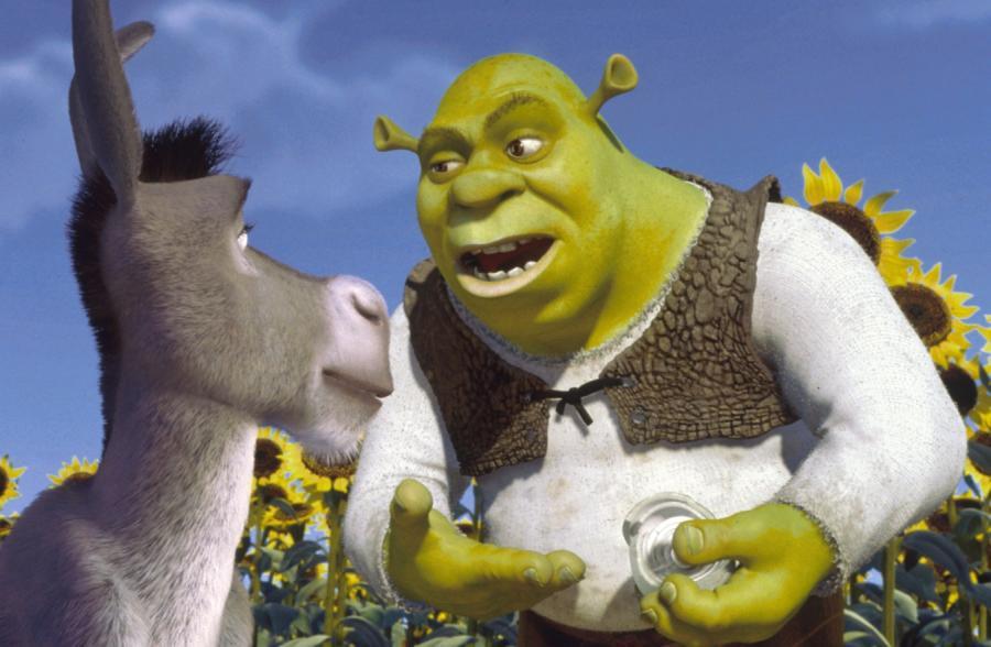 Shrek jeszcze nie skończył