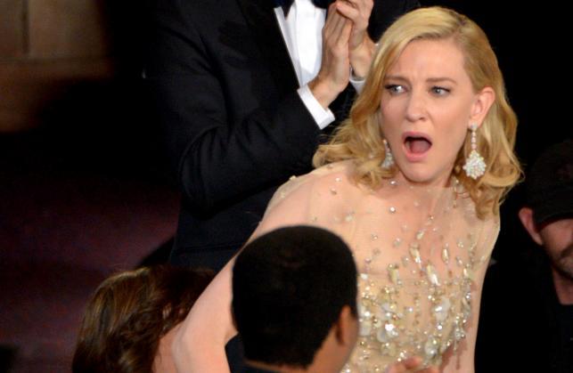 Cate Blanchett zaszokowana wyborem Akademii Filmowej