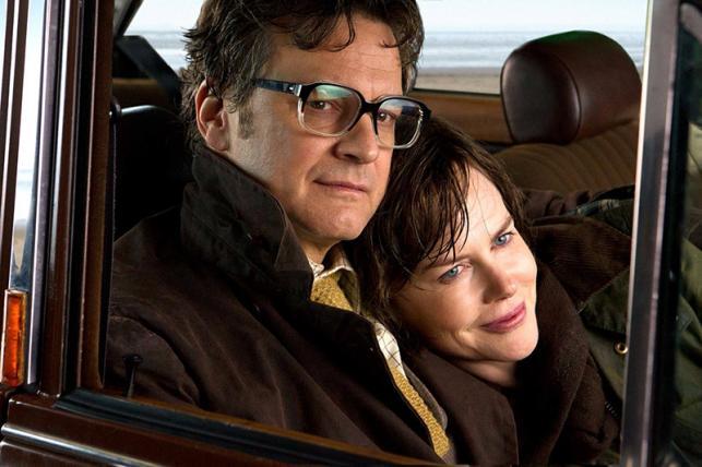"""Colin Firth i Nicole Kidman w filmie """"Droga do zapomnienia"""""""
