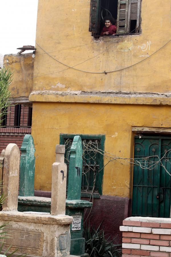 Miasto Umarłych w Kairze