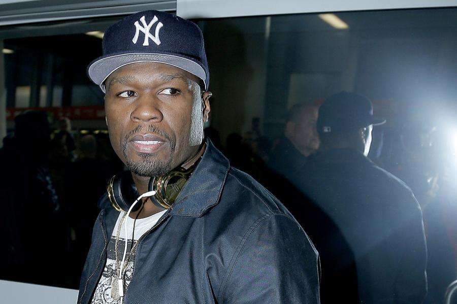 50 Cent podczas pobytu w Warszawie