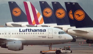 Samoloty linii lotniczych Lufthansa