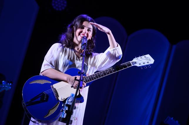 Katie Melua wystąpiła w poznańskiej Sali Ziemi z jedynym koncertem w Polsce