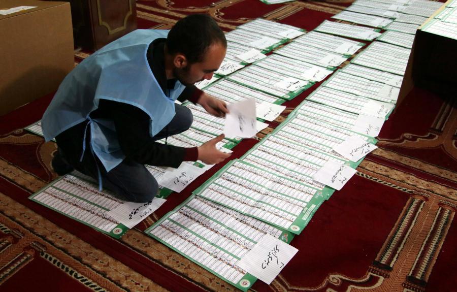 Wybory w Afganistanie