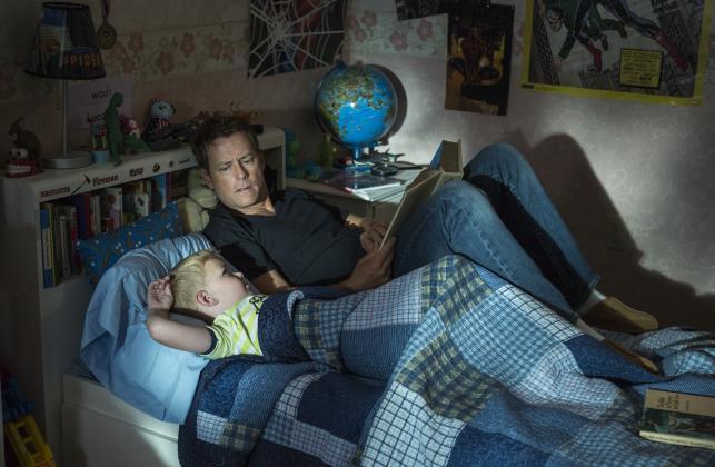 """Connor Corum i Greg Kinnear w filmie """"Niebo istnieje... naprawdę"""""""