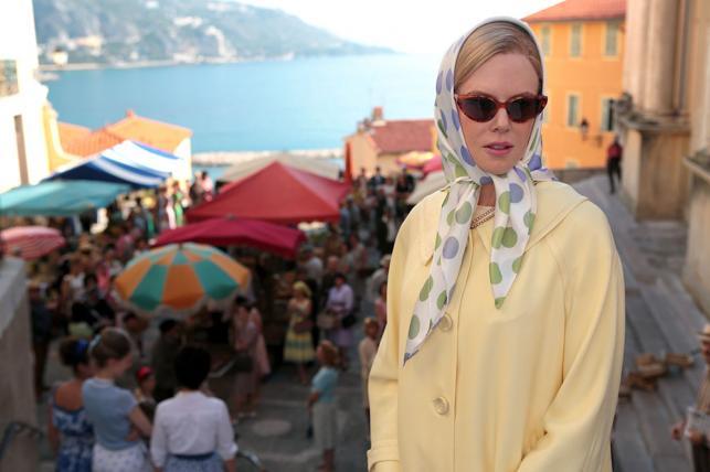 "Nicole Kidman jako ""Grace księżna Monako"""