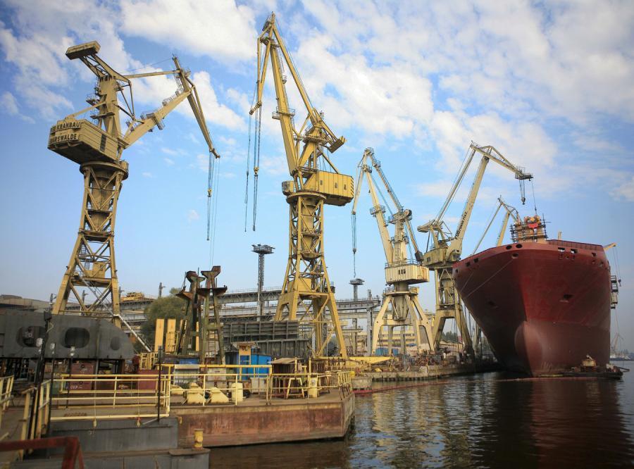 Włosi: Żegnajcie, polskie stocznie