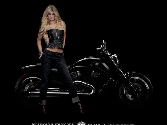 W najnowszej kampanii Harleya Davidsona, oprócz kultowych motorów...