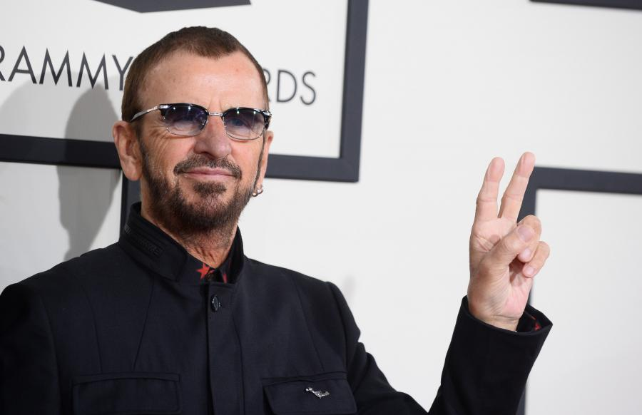 Ringo Starr z nową płytą w 2015 roku
